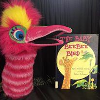 Baby Bee Bee Bird w/ WPL Theater Puppeteers!!